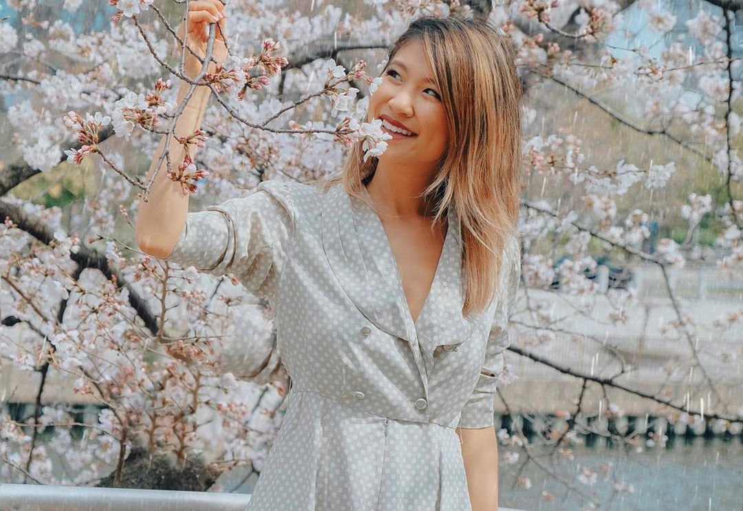 Ally, an asian youtuber with best style inspirations.